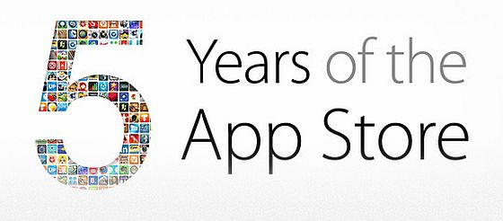Congratulations Apple! Five Years App Store have been amazing and are one foundation of the App Agency - serving App Publishers around the World to make their Apps even more successful!